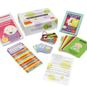 Baby Babble - Signing Stars - Baby Sign Language Kit